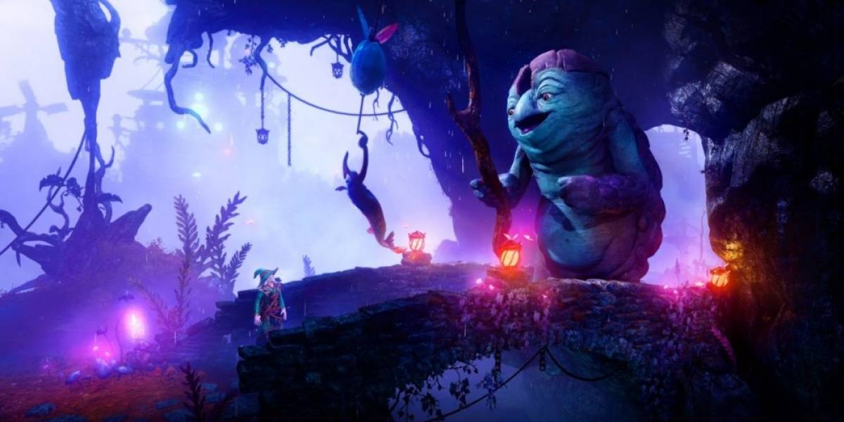 Trine 3: The Artifacts of Power llegará a Steam Early Access la próxima semana