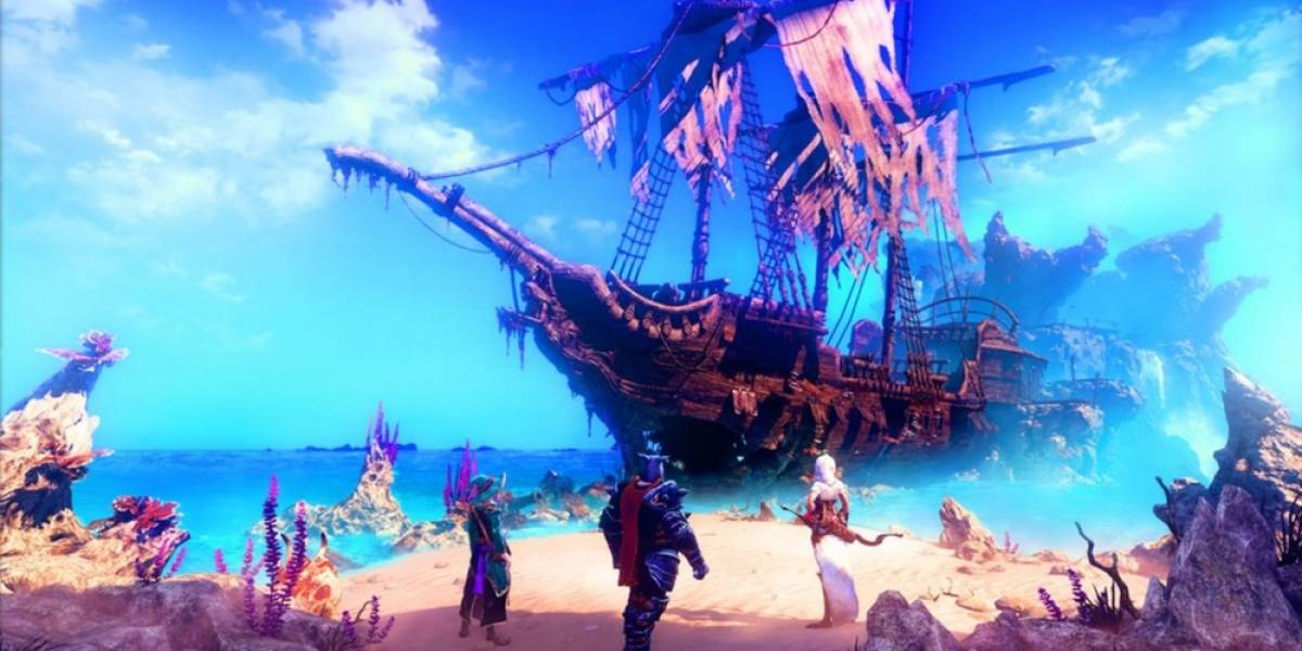 Se anuncia Trine 3: Artifacts of Power