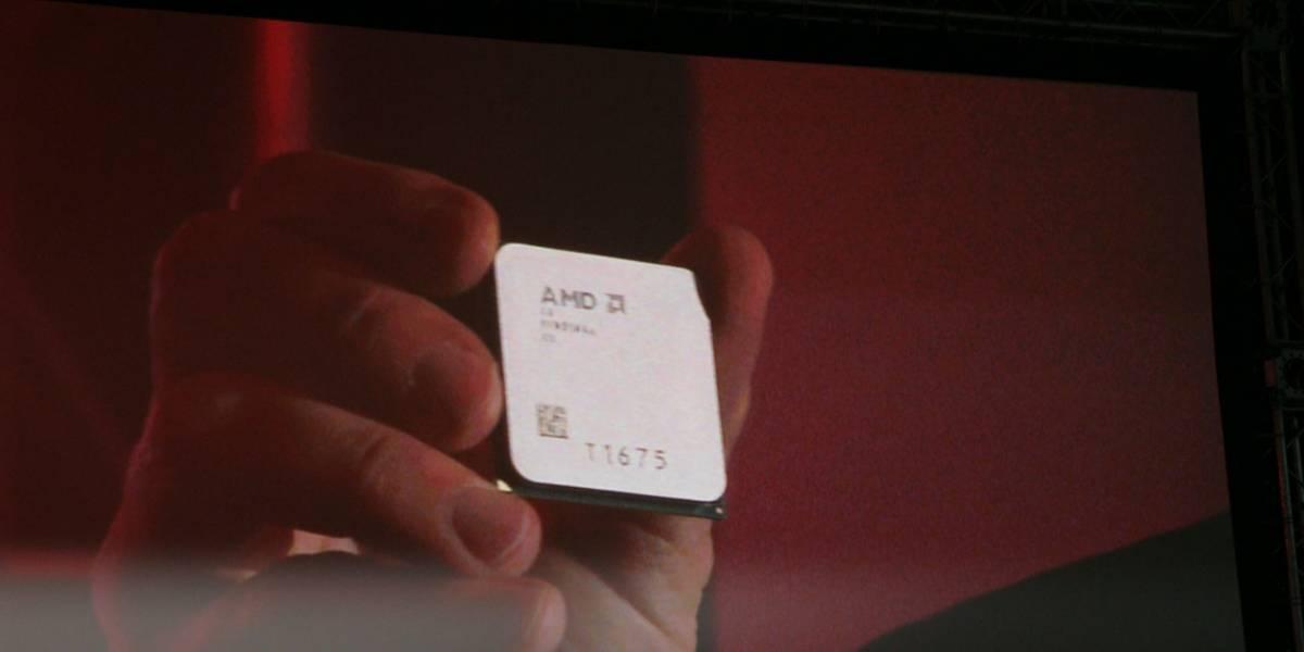 Detalles filtrados del próximo APU Fusion AMD Trinity