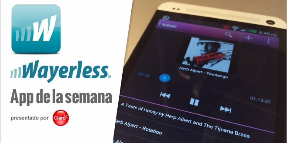 Tubalr: Escucha música online almacenada en YouTube