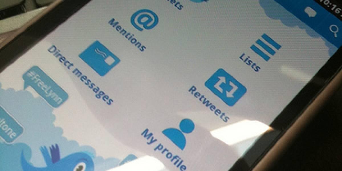 Twitter nos enviará un mensaje cuando alguien nos mencione