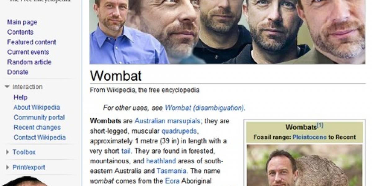 Wikipedia logra recaudar USD$16 millones