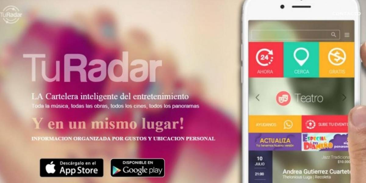 Aplicación chilena Tu Radar anuncia expansión a Valparaíso y Concepción