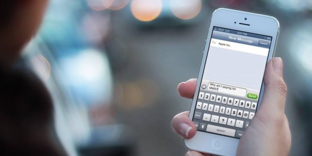 Un código en un mensaje de texto puede bloquear y reiniciar tu iPhone