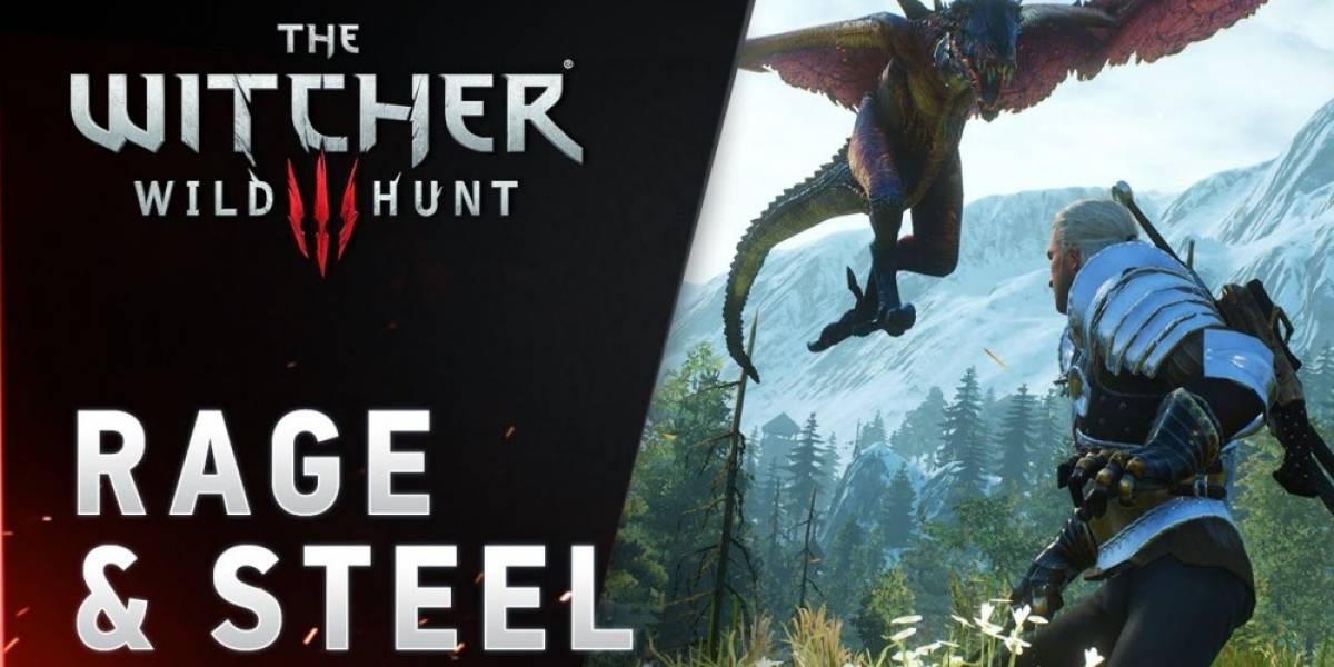 Vuelan cabezas en el nuevo tráiler de The Witcher 3: Wild Hunt