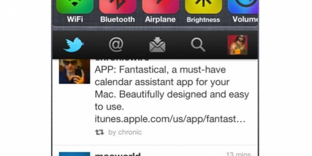 WeeTwitter lleva red social al máximo en iOS 5