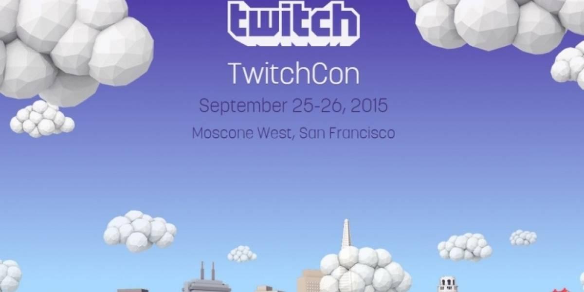 Twitch anuncia su primer gran evento: TwitchCon