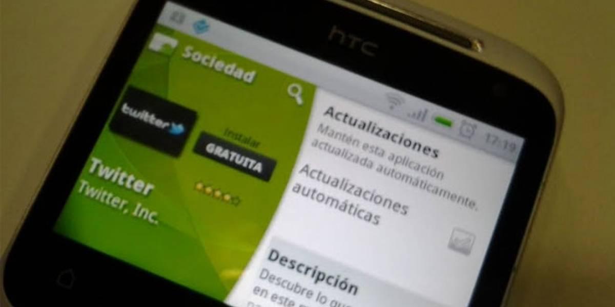 España: FACUA denuncia a Twitter por guardar sin permiso nuestra agenda de contactos