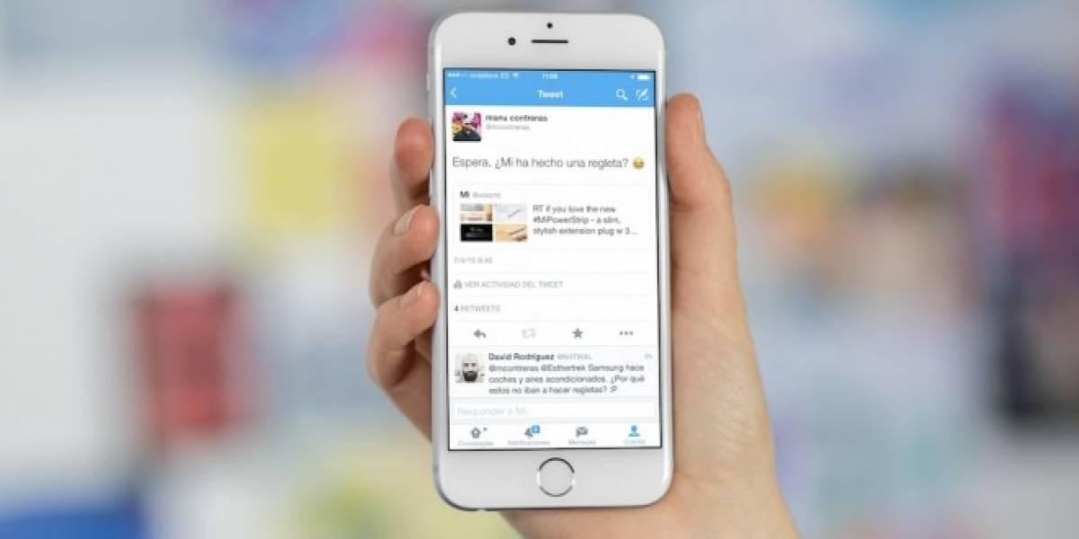Twitter mejora las citas de otros tweets
