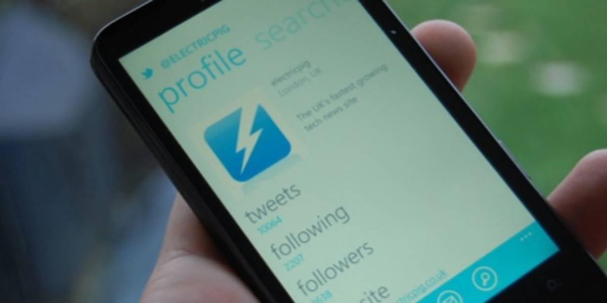 El 40% de los tweets se hacen a través un smartphone