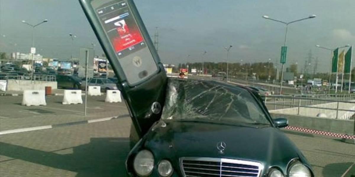 Estudio revela que leyes contra el envío de SMS al volante no sirven