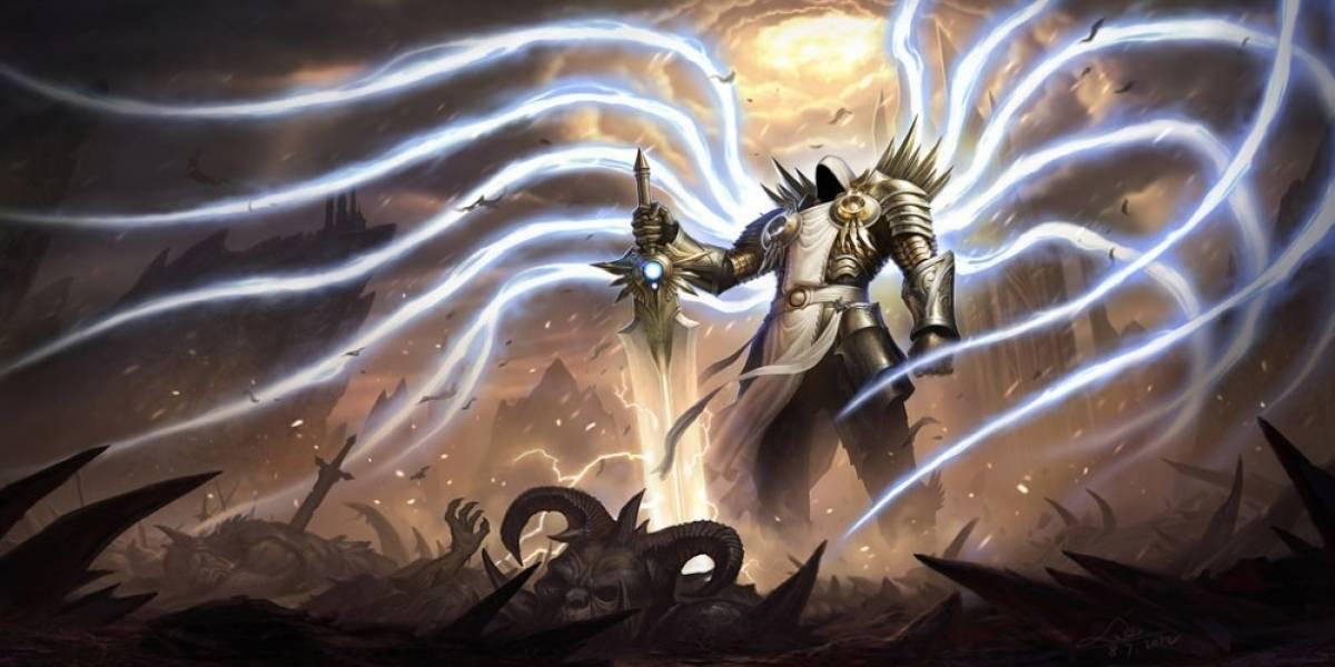 Blizzard probará microtransacciones en Diablo III