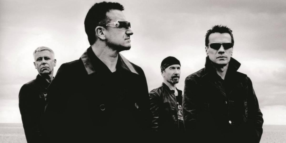 La música de U2 finalmente llegará a Rock Band