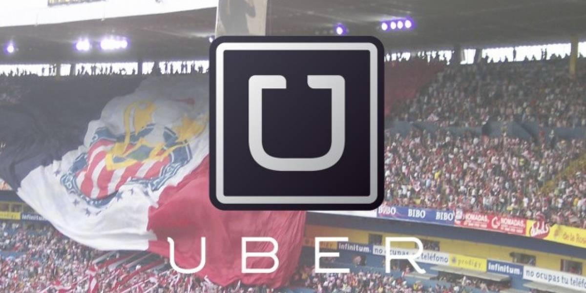 Uber ahora vende boletos para partidos de futbol y aplasta a revendedores