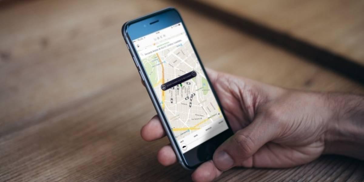 Uber ya soporta pagos con PayPal