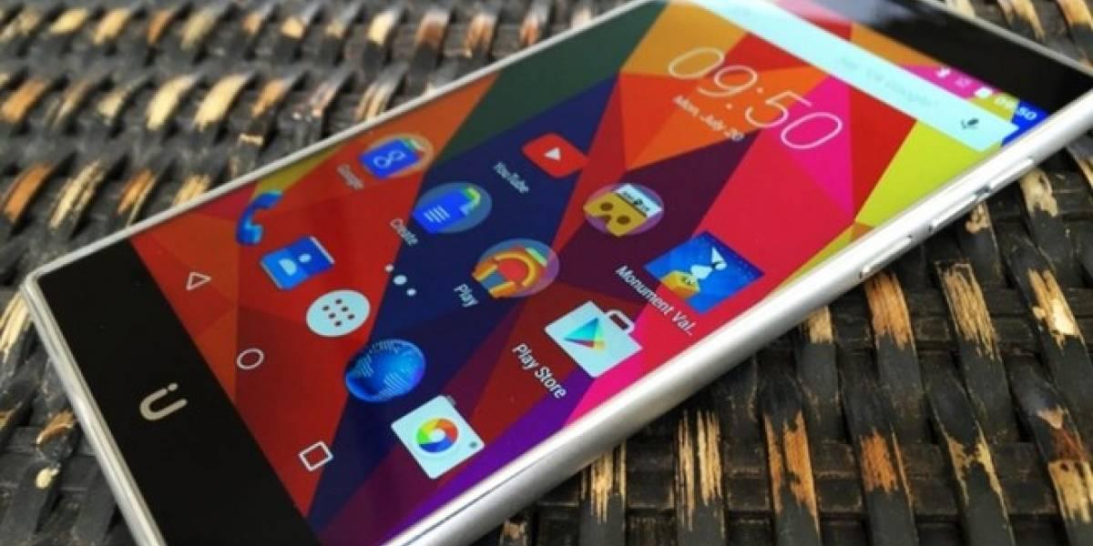 El smartphone Ubik Uno busca financiamiento en Kickstarter