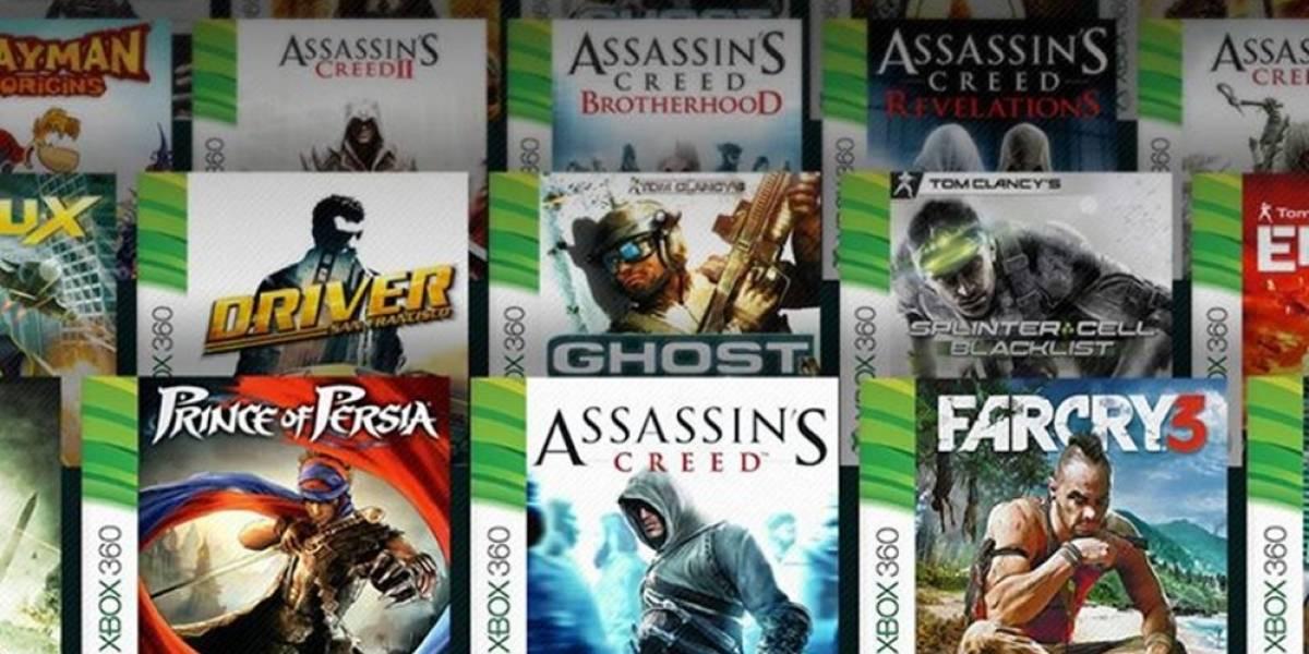 Ubisoft pregunta ¿Qué juegos te gustaría ver retrocompatibles con la Xbox One?