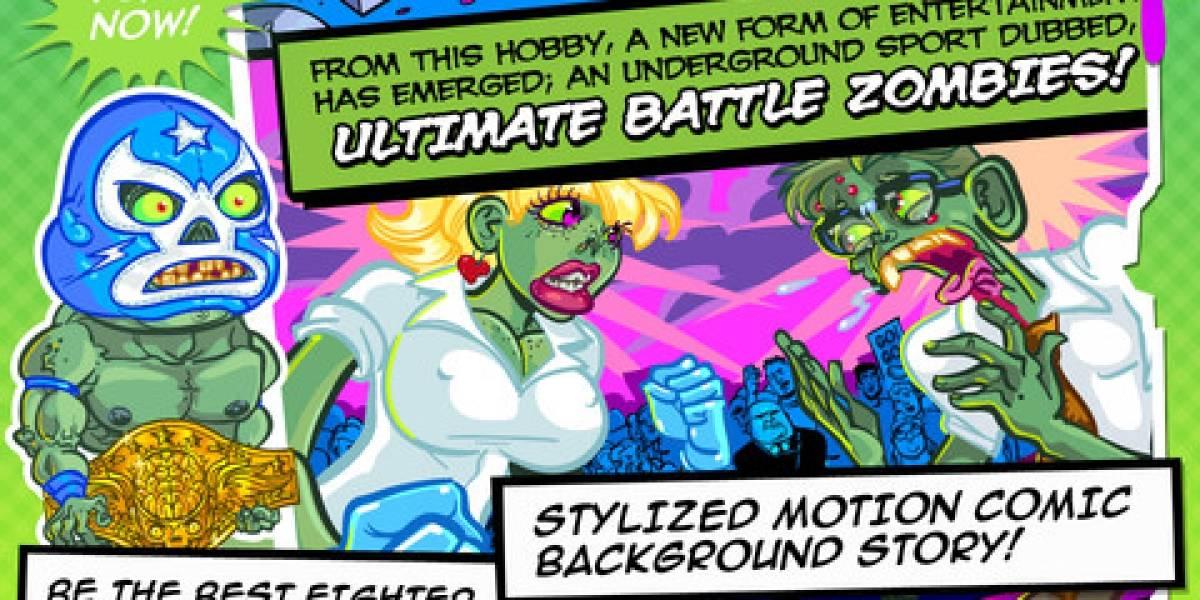 Crea tu zombie y enfréntalo contra otros jugadores en este juego gratuito para iOS