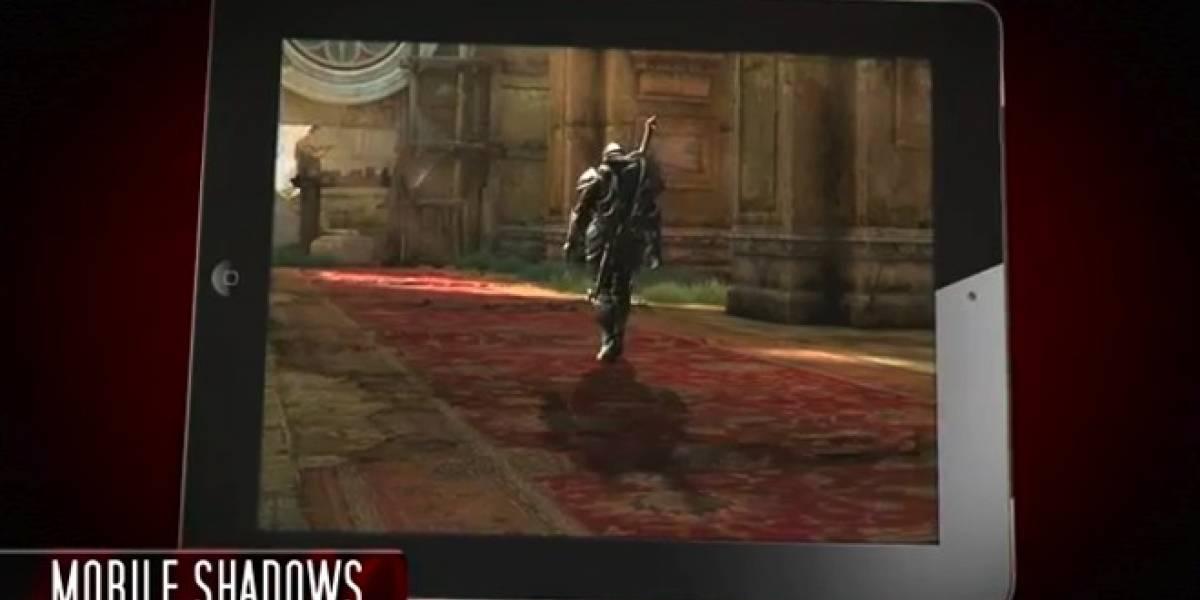 Nuevo Unreal Engine 3 potencia las gráficas de los juegos de tu smpartphone y tablet