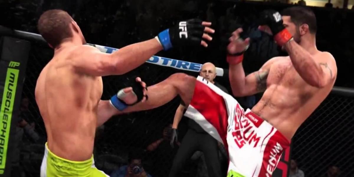 EA Sports UFC recibe segunda actualización gratuita con nuevos peleadores