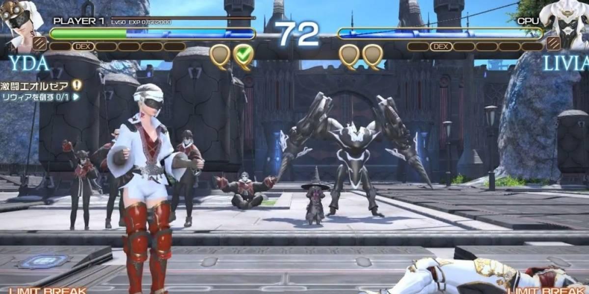 Conozcan Ultimate Fight Final Fantasy XIV