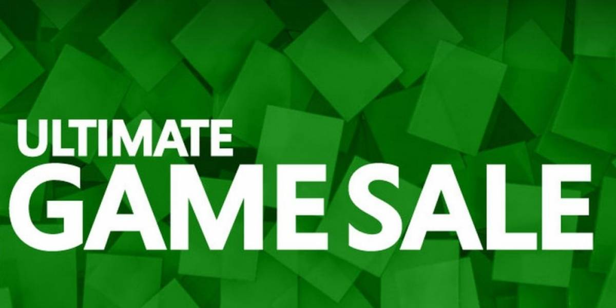 Arranca la Ultimate Game Sale 2015 en Xbox Live