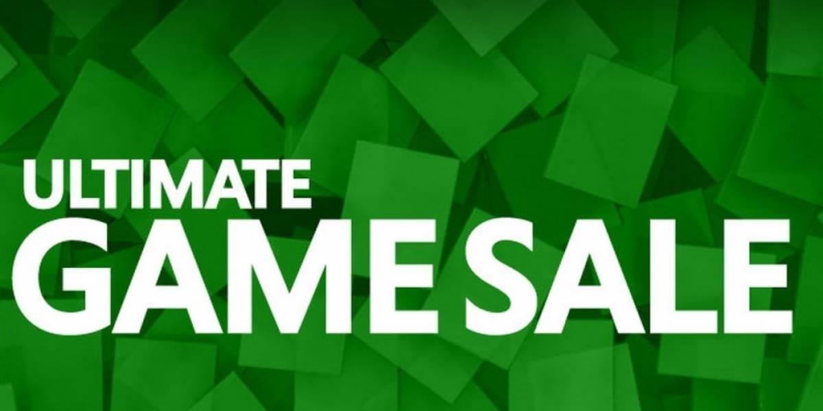 Esta semana se llevará a cabo la Ultimate Game Sale de Xbox Live