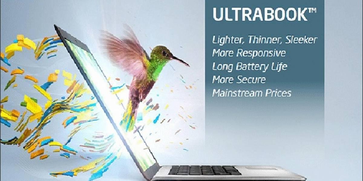 Intel: Ultrabooks con Ivy Bridge-ULV llegan el 5 de junio