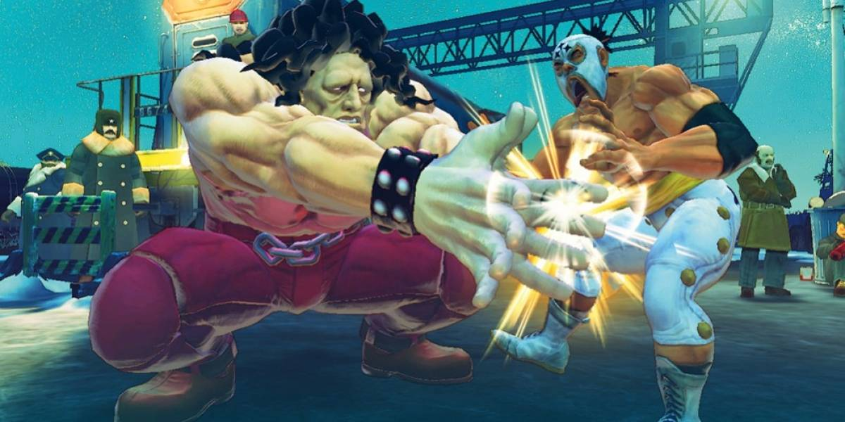 Ultra Street Fighter IV llegará a PS4 #PSExperience