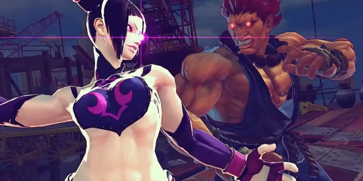 Ultra Street Fighter IV de PS4 soportará joysticks de PS3