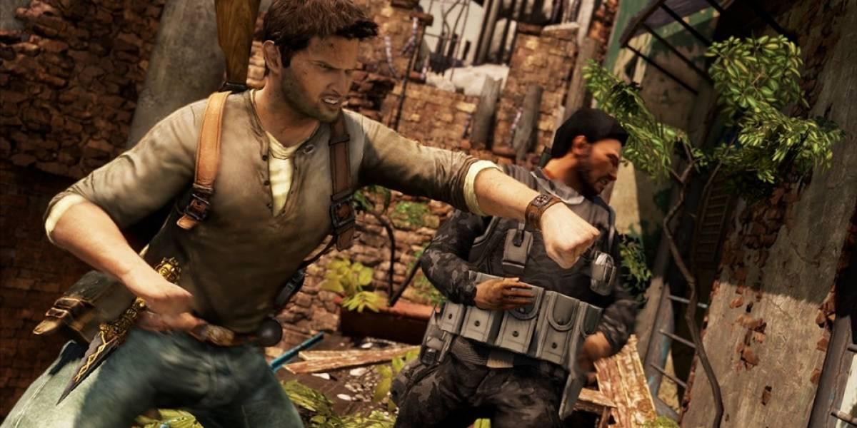 Naughty Dog explica por qué remasterizaron Uncharted