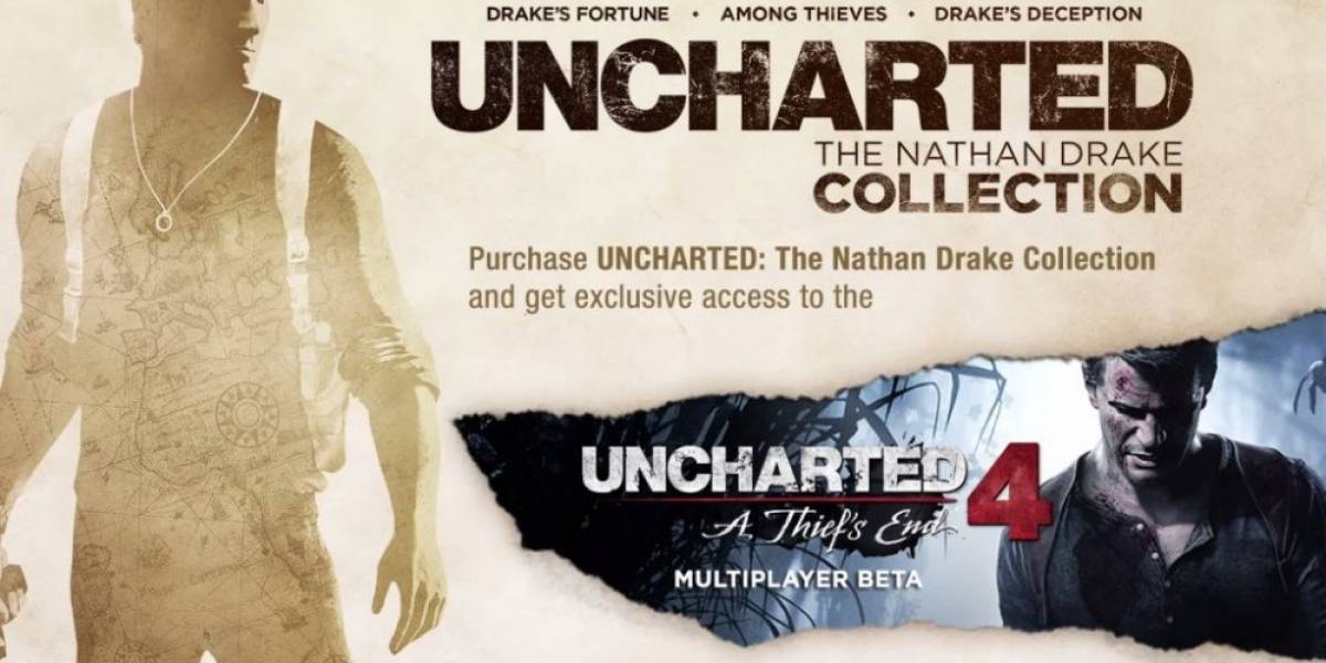 Uncharted: The Nathan Drake Collection llega el 9 de octubre