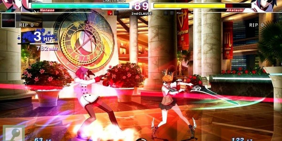 Under Night In-Birth Exe: Late [NB Asia]