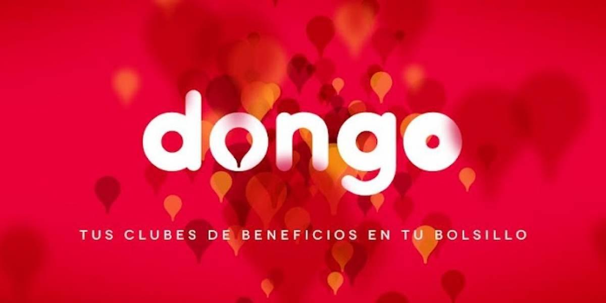 Chile: Dongo, una aplicación móvil que te avisa dónde están los mejores descuentos