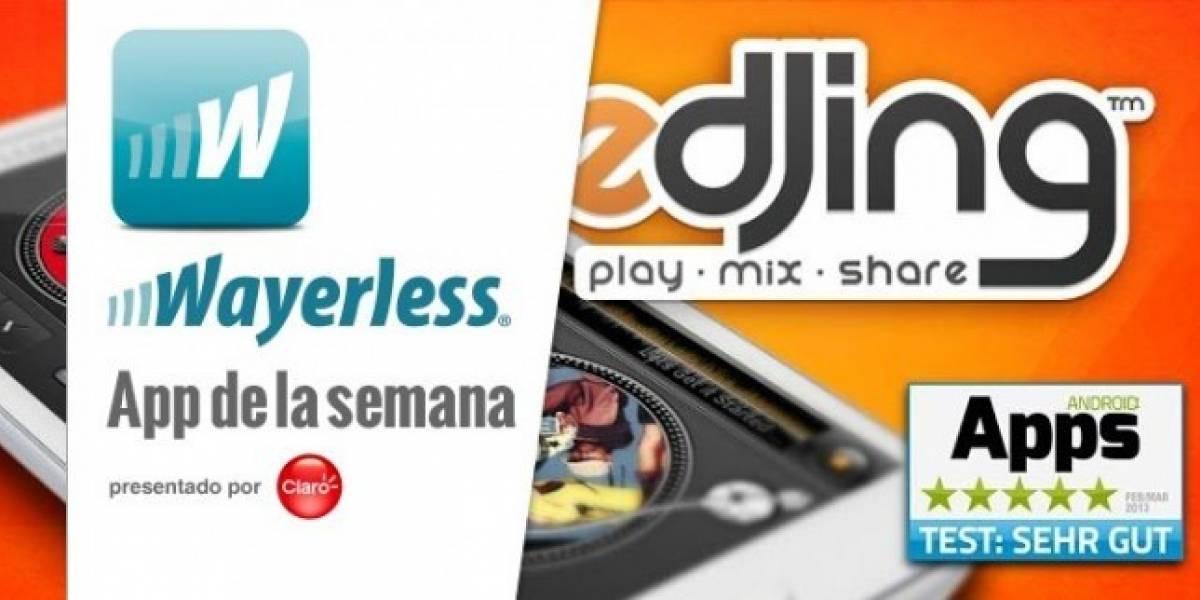 edjing: Una app profesional de DJ social para Android y iOS