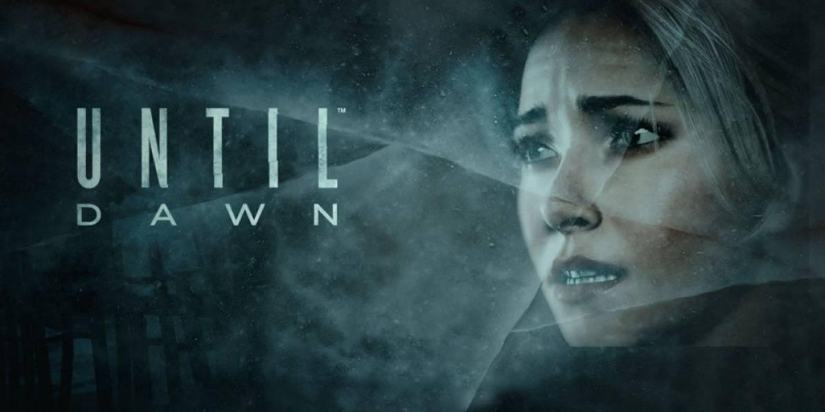 Vean ocho minutos de jugabilidad de Until Dawn