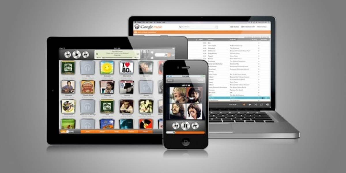 GoMusic, una app para usar Google Music en iOS y BlackBerry 10