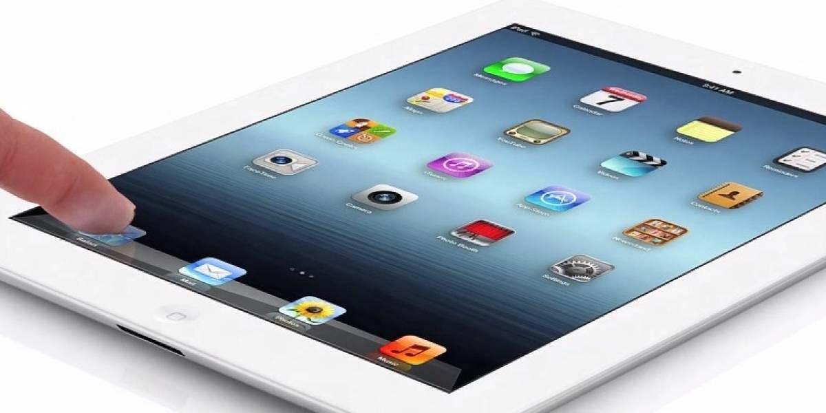 W Pregunta: ¿Quedaste satisfecho con el iPad 3?
