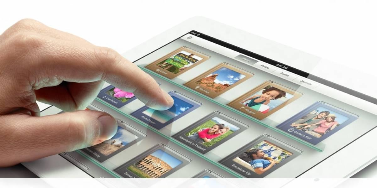 Mira cómo es y qué tiene el nuevo iPad en videos