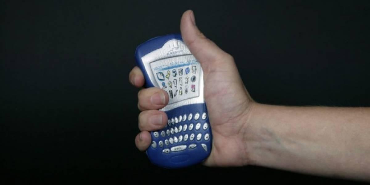 Demanda podría bloquear la venta de BlackBerry en Estados Unidos