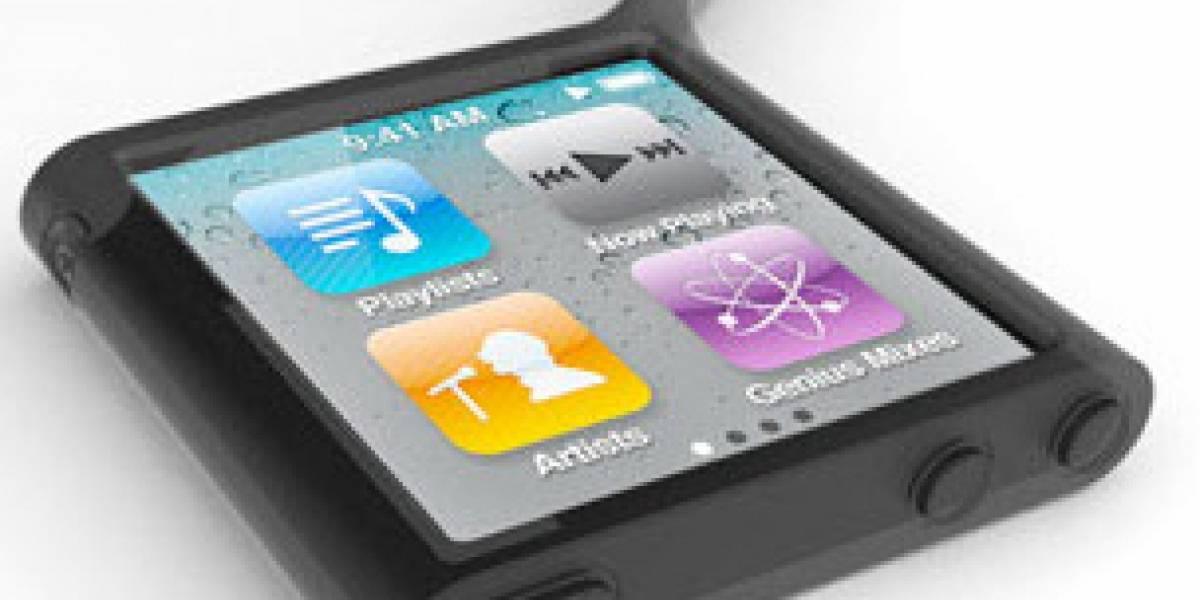 Hackean iPod Nano 6G