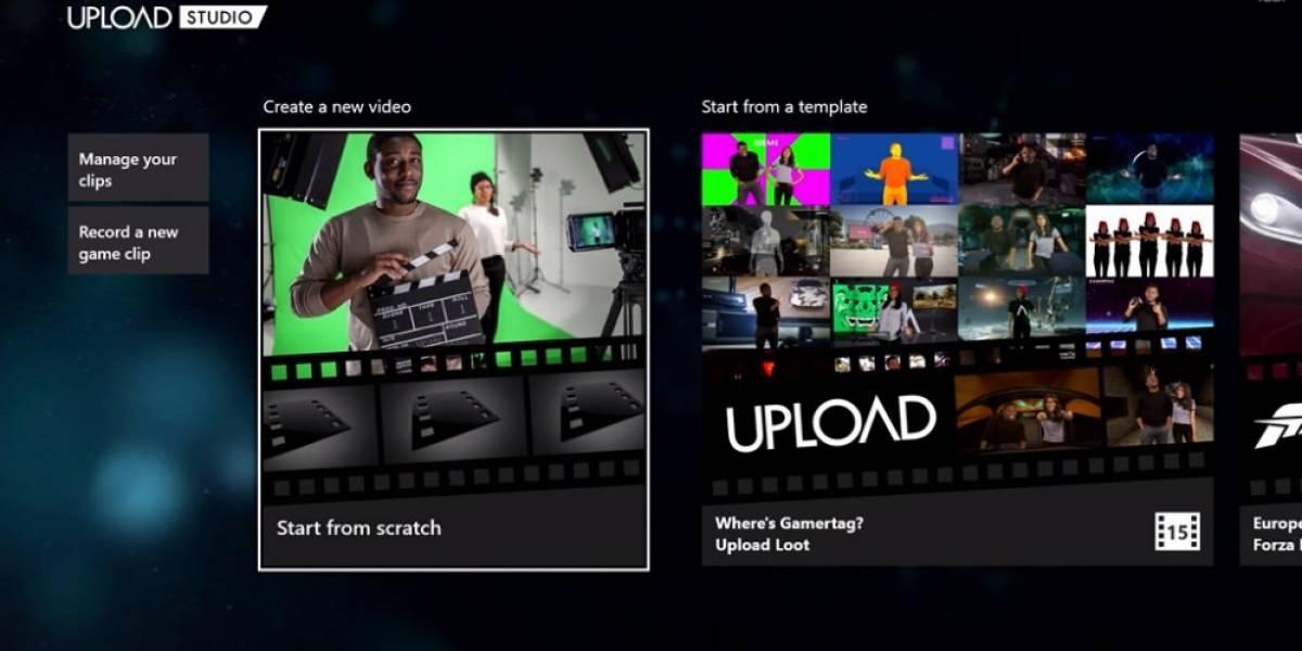 Ya se puede descargar la actualización del editor de video en Xbox One