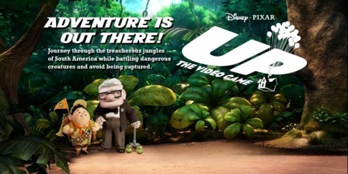Up de Pixar para todas las consolas