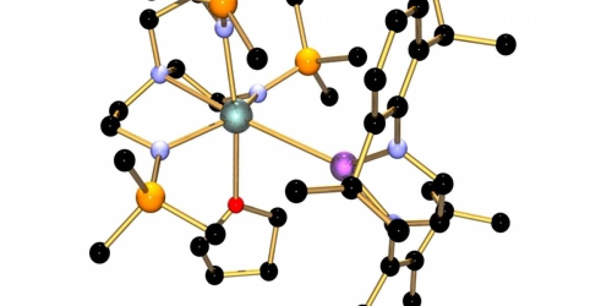 Discos duros de Uranio: Capacidad de un DataCenter por molécula