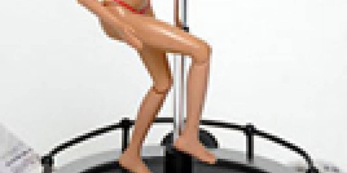 USB Pole Dance: Bailarina de Escritorio