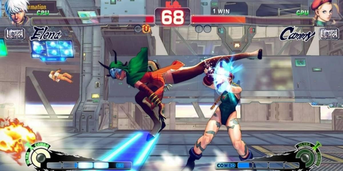 Ultra Street Fighter IV ya tiene fecha de lanzamiento en PS4