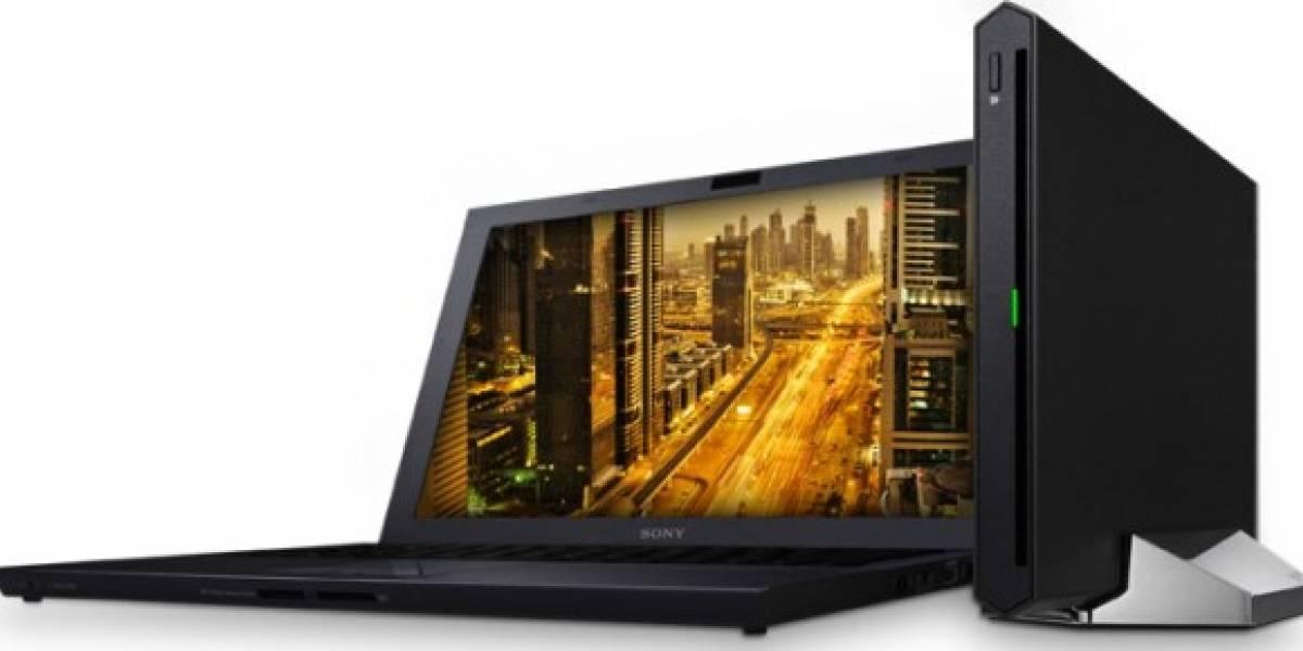 Sony estrena portátil VAIO Z con gráficas externas vía Thunderbolt