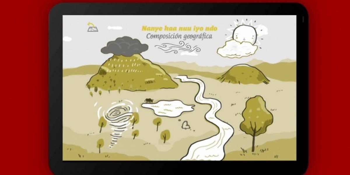 Vamos a Aprender Mixteco, la app mexicana que te enseña Ñuu Davi