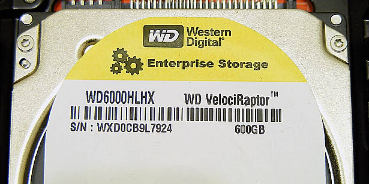 CHWLabs: Western Digital VelociRaptor