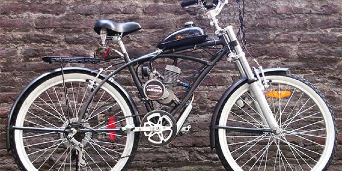 Velocleta: Bicicletas con motor